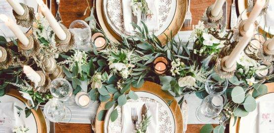 Winter Wedding Catering