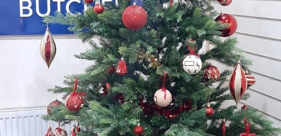 Christmas-hamper